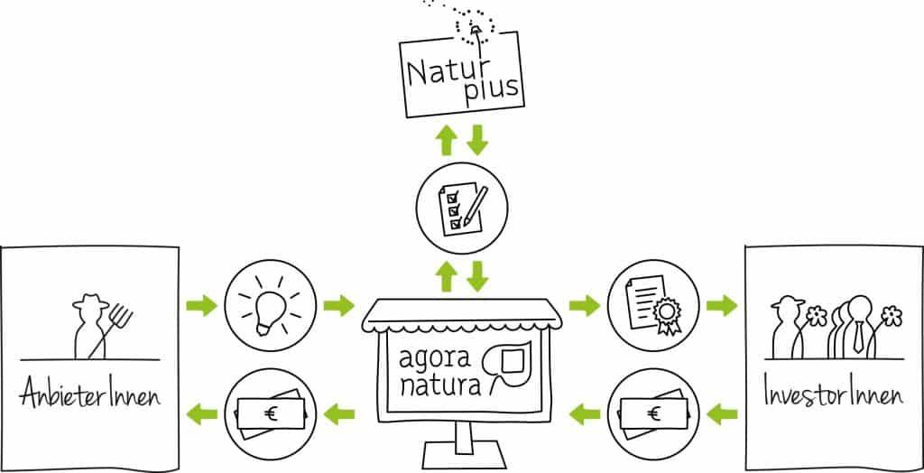 Grafik zu AgoraNatura